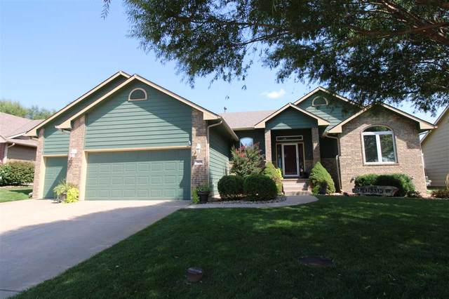 2420 Bridgette Dr, El Dorado, KS 67042 (MLS #586349) :: On The Move