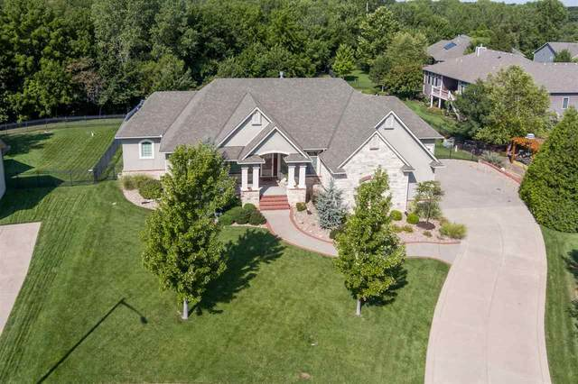 819 E Rough Creek Loop, Derby, KS 67037 (MLS #586354) :: Keller Williams Hometown Partners