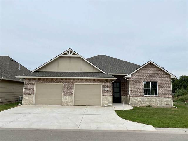 12512 W Cindy, Wichita, KS 67235 (MLS #586355) :: Preister and Partners | Keller Williams Hometown Partners