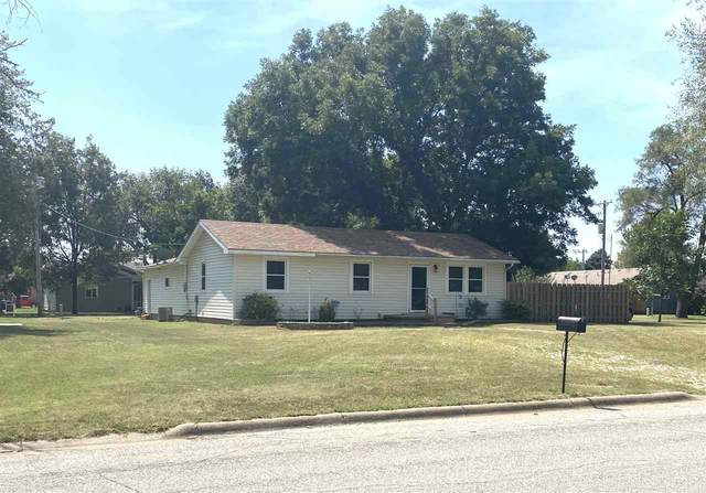 709 W 11th, Harper, KS 67058 (MLS #586360) :: Keller Williams Hometown Partners