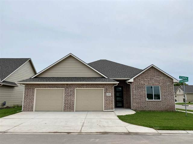 12515 W Cindy, Wichita, KS 67235 (MLS #586361) :: Preister and Partners | Keller Williams Hometown Partners