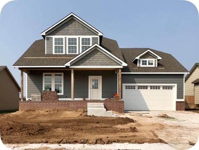 4923 N Marblefalls, Wichita, KS 67219 (MLS #586366) :: Graham Realtors