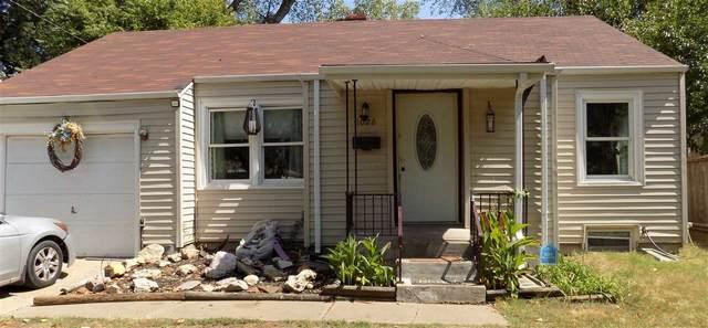1028 N Pershing St, Wichita, KS 67208 (MLS #586372) :: Preister and Partners | Keller Williams Hometown Partners
