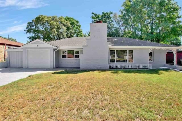 1134 S Kansas Ave, Wichita, KS 67211 (MLS #586391) :: Keller Williams Hometown Partners