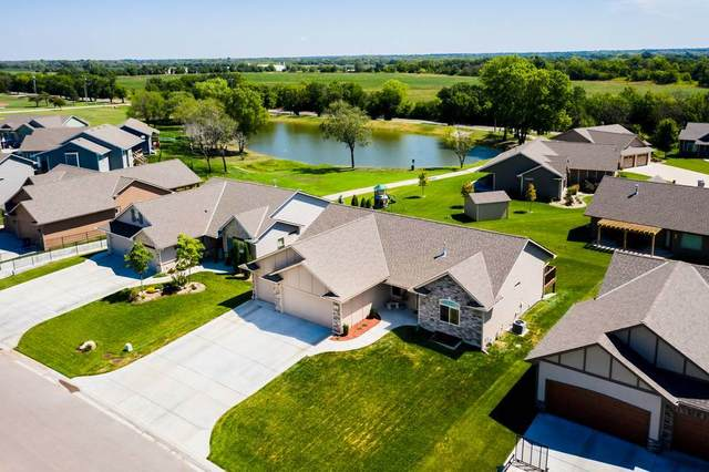 978 N Cedar Brook Cir, Mulvane, KS 67110 (MLS #586412) :: Keller Williams Hometown Partners