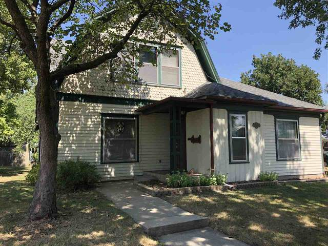 608 E 4TH ST, Newton, KS 67114 (MLS #586413) :: Preister and Partners | Keller Williams Hometown Partners