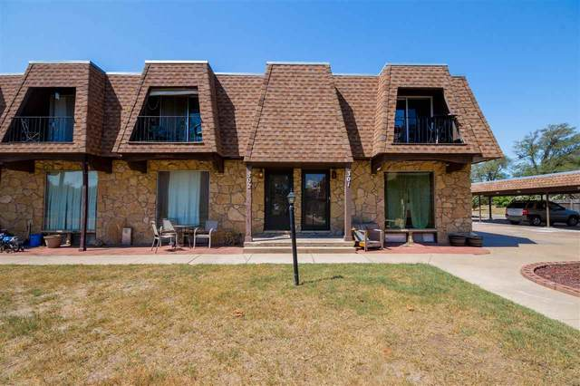 1035 N Mclean Blvd Apt 302, Wichita, KS 67203 (MLS #586418) :: Keller Williams Hometown Partners