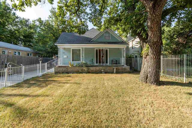 3425 E 9th St N, Wichita, KS 67208 (MLS #586428) :: Preister and Partners | Keller Williams Hometown Partners