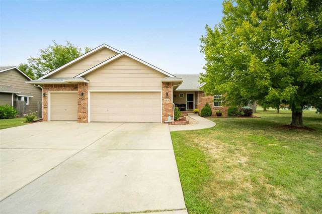 5018 E Ashton St., Bel Aire, KS 67220 (MLS #586457) :: Graham Realtors