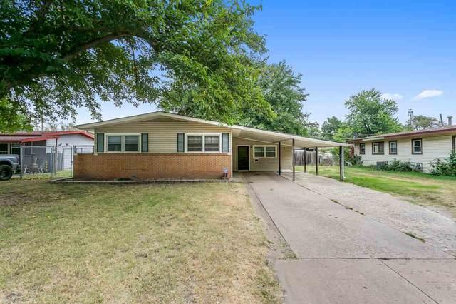 3510 S Hiram Ave, Wichita, KS 67217 (MLS #586458) :: Keller Williams Hometown Partners