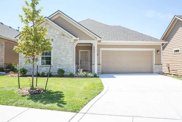 6538 W Collina St Capri III Model, Wichita, KS 67205 (MLS #586469) :: Keller Williams Hometown Partners
