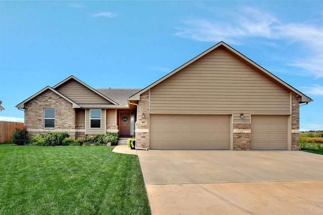 807 S Lakeview, Haysville, KS 67060 (MLS #586476) :: Keller Williams Hometown Partners