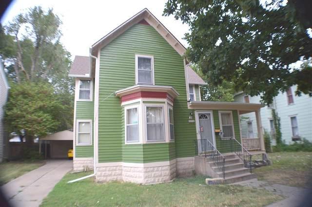 328 E 1st, Newton, KS 67114 (MLS #586486) :: Keller Williams Hometown Partners