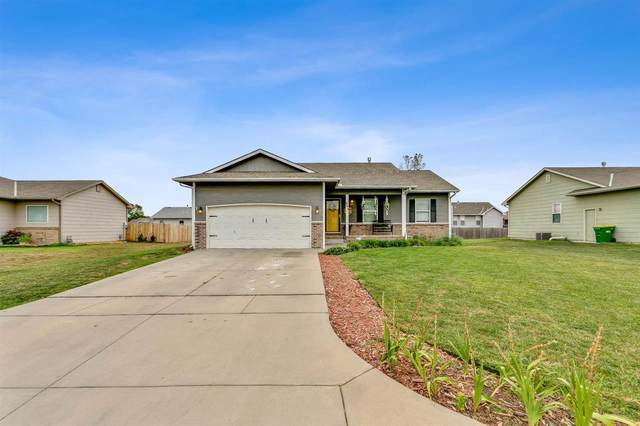 803 N Longview Ct, Valley Center, KS 67147 (MLS #586512) :: Keller Williams Hometown Partners