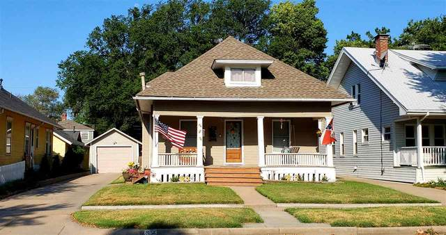 807 N Faulkner St, Wichita, KS 67203 (MLS #586518) :: Keller Williams Hometown Partners