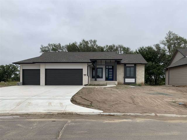 4516 N Sunny Cir, Wichita, KS 67205 (MLS #586527) :: Keller Williams Hometown Partners