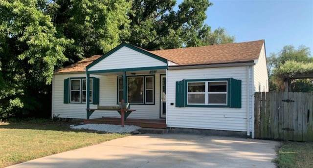 1403 E Selma St, Wichita, KS 67216 (MLS #586529) :: Graham Realtors