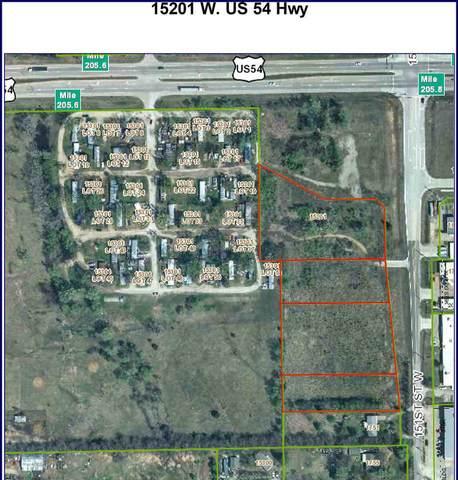 15201 W U.S. 54 Hwy, Wichita, KS 67235 (MLS #586547) :: On The Move