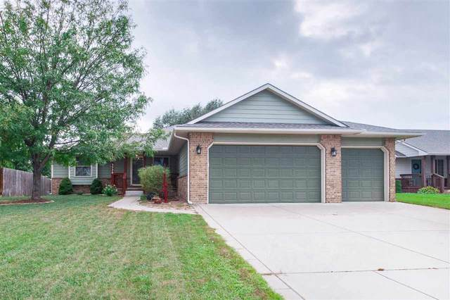 5320 S Ellis St, Wichita, KS 67216 (MLS #586559) :: Preister and Partners | Keller Williams Hometown Partners