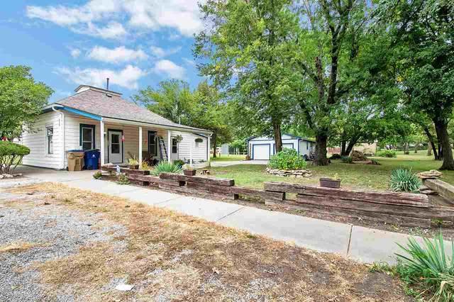 218 S Main, Benton, KS 67017 (MLS #586562) :: Keller Williams Hometown Partners