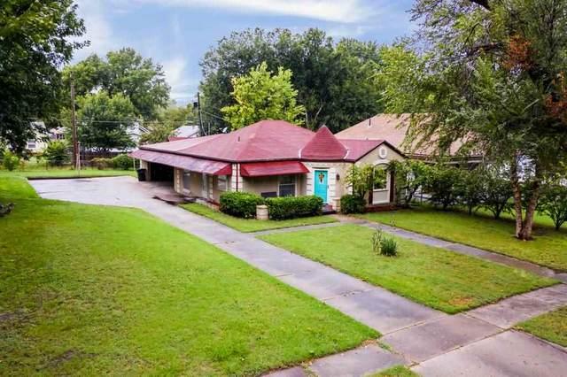 1215 N 3rd St., Arkansas City, KS 67005 (MLS #586567) :: Keller Williams Hometown Partners