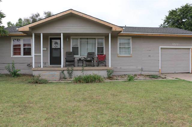 2521 W 32nd St S, Wichita, KS 67217 (MLS #586575) :: Graham Realtors