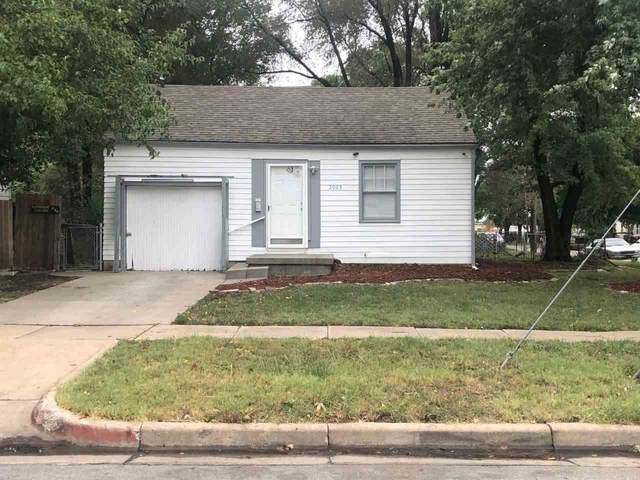 2003 E Murdock St, Wichita, KS 67214 (MLS #586597) :: Keller Williams Hometown Partners