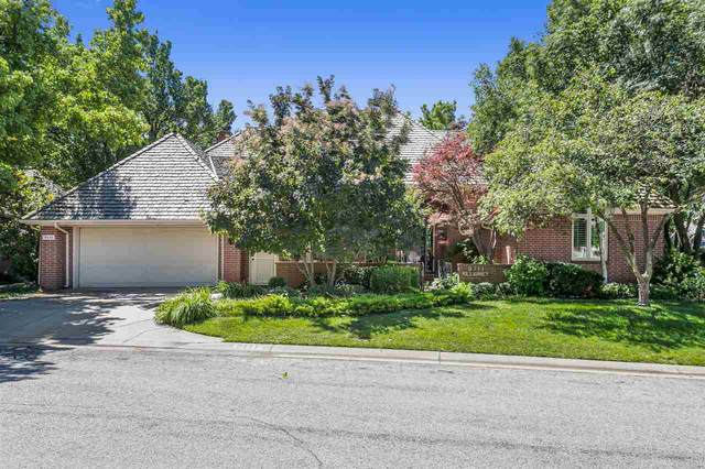 9111 E Killarney Pl, Wichita, KS 67206 (MLS #586606) :: Preister and Partners | Keller Williams Hometown Partners