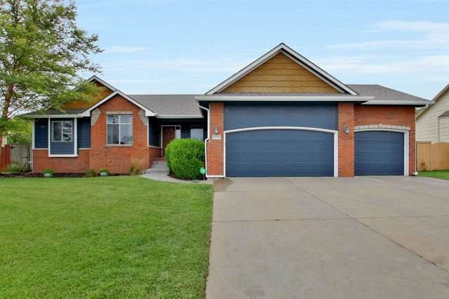 12705 E Woodspring St, Wichita, KS 67226 (MLS #586620) :: Keller Williams Hometown Partners