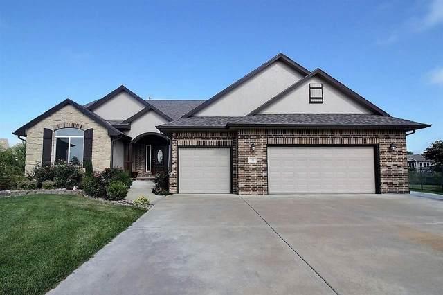 2351 N Lakeview Ct., Andover, KS 67002 (MLS #586626) :: Preister and Partners | Keller Williams Hometown Partners