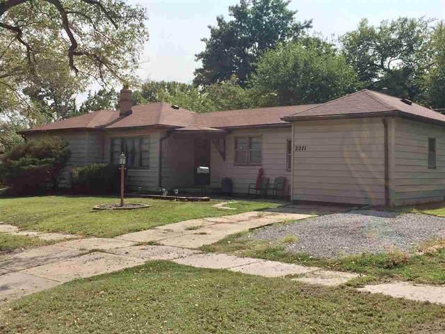 2271 Elpyco St, Wichita, KS 67218 (MLS #586632) :: Keller Williams Hometown Partners
