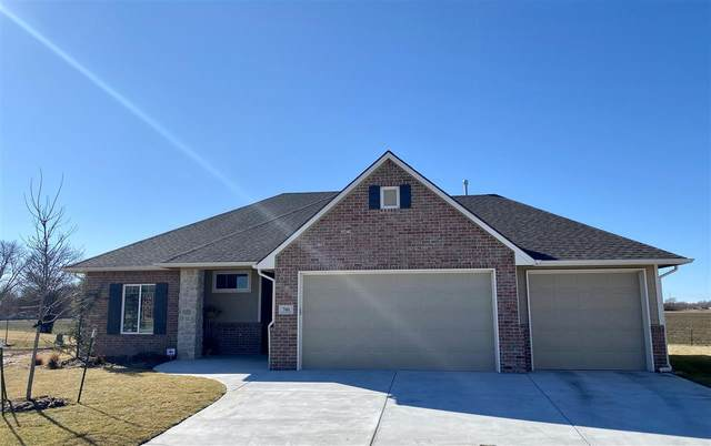 741 N Firefly Ct Gearhart Model , Wichita, KS 67235 (MLS #586636) :: Preister and Partners | Keller Williams Hometown Partners