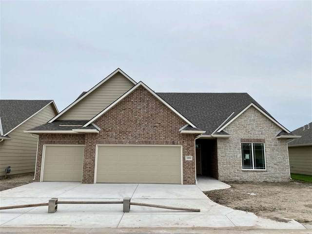 12511 W Cindy St, Wichita, KS 67235 (MLS #586637) :: Preister and Partners | Keller Williams Hometown Partners