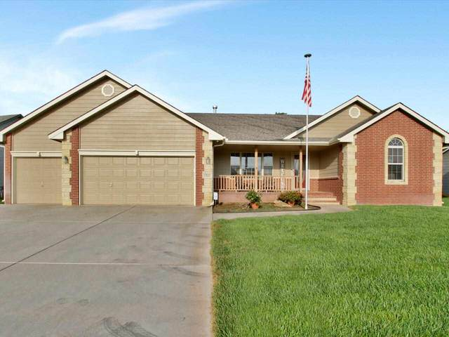 513 N Fern St, Sedgwick, KS 67135 (MLS #586640) :: Keller Williams Hometown Partners