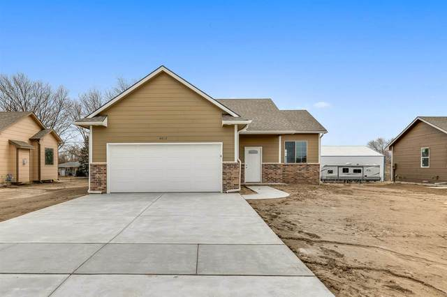 4921 S Saint Paul, Wichita, KS 67217 (MLS #586641) :: Pinnacle Realty Group