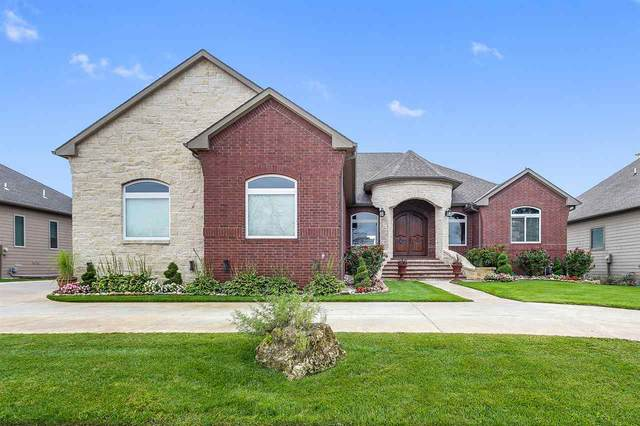 4109 W Emerald Bay St, Wichita, KS 67205 (MLS #586663) :: Jamey & Liz Blubaugh Realtors