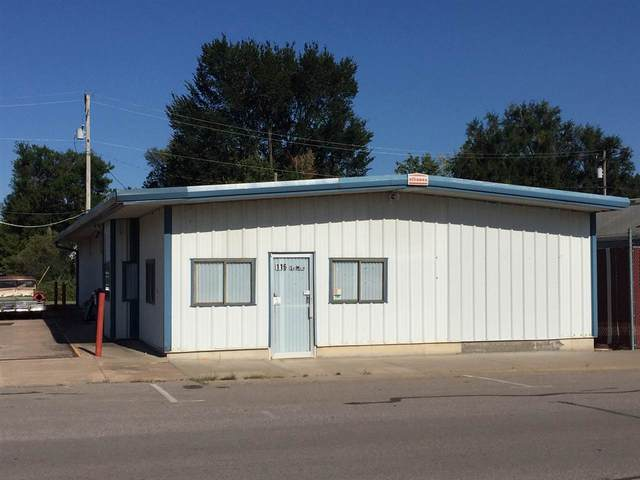116 S Main St, Benton, KS 67017 (MLS #586670) :: Keller Williams Hometown Partners