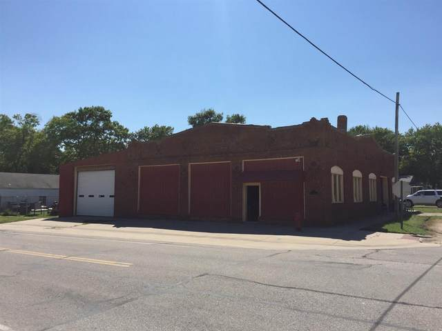 201 S Main St, Benton, KS 67017 (MLS #586671) :: Graham Realtors