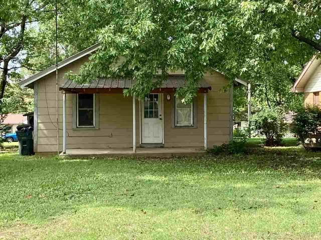 209 S Kansas St, Oxford, KS 67119 (MLS #586680) :: Keller Williams Hometown Partners