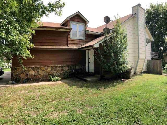 1719 E Pinion Rd, Derby, KS 67037 (MLS #586687) :: Preister and Partners   Keller Williams Hometown Partners