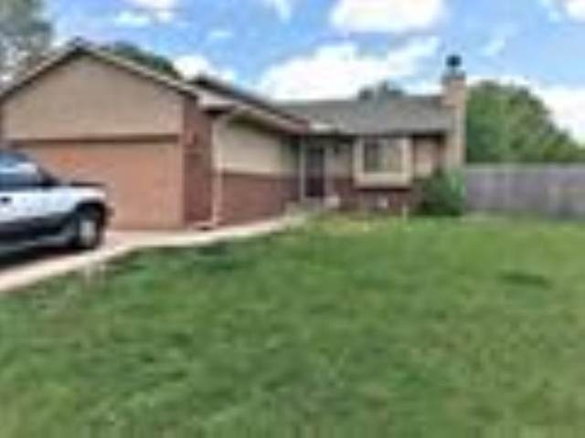 2314 S Stoney Point St, Wichita, KS 67209 (MLS #586696) :: Preister and Partners | Keller Williams Hometown Partners