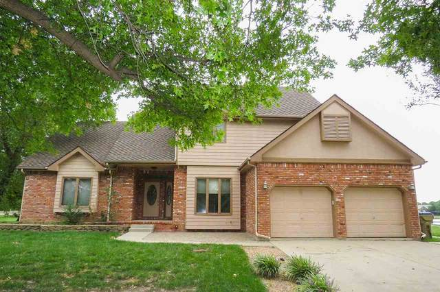 12235 W Sheriac Cir, Wichita, KS 67235 (MLS #586702) :: Preister and Partners | Keller Williams Hometown Partners