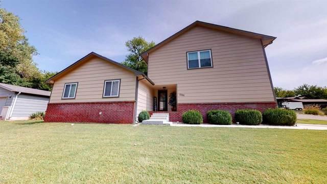 1200 N Wild Turkey Dr, Derby, KS 67037 (MLS #586703) :: Keller Williams Hometown Partners