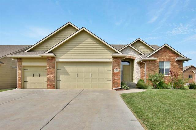 1407 S Sierra Hills, Wichita, KS 67230 (MLS #586706) :: Keller Williams Hometown Partners