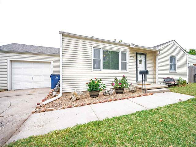 2718 W Merton St, Wichita, KS 67213 (MLS #586711) :: Keller Williams Hometown Partners