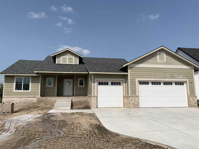 3939 N Estancia Court, Wichita, KS 67205 (MLS #586714) :: Pinnacle Realty Group