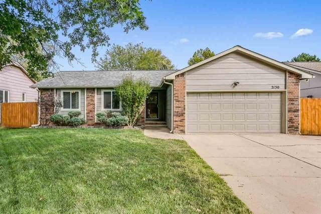 2130 N Keith St, Wichita, KS 67212 (MLS #586725) :: Keller Williams Hometown Partners