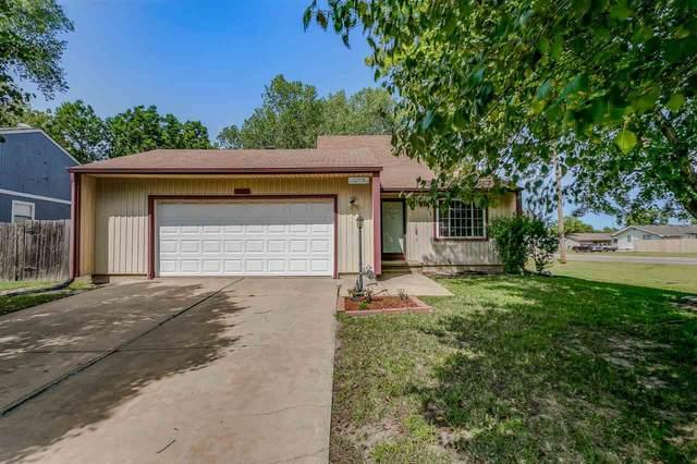 2502 W Southgate St, Wichita, KS 67217 (MLS #586728) :: Keller Williams Hometown Partners