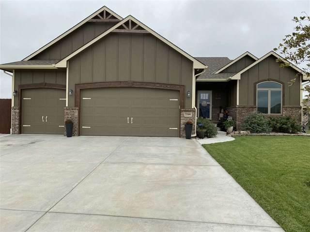 2309 E Sunset St, Goddard, KS 67052 (MLS #586733) :: Keller Williams Hometown Partners