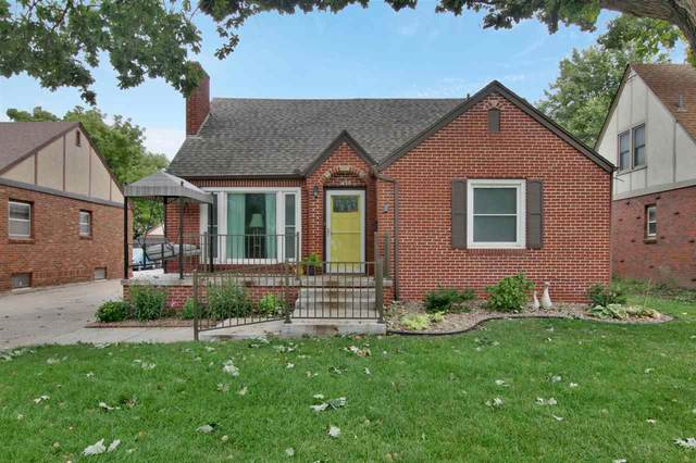 1430 N Woodland Ave, Wichita, KS 67203 (MLS #586734) :: Keller Williams Hometown Partners